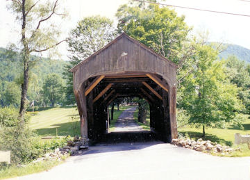 Riverside Farm Bridge. Photo by Dan Brock