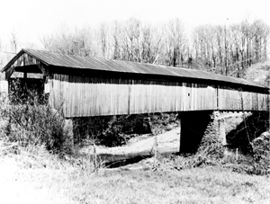 Beech Fork Bridge Washington County Kentucky