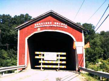 Buskirk Bridge. Photo by Dick Wilson 8/17/02