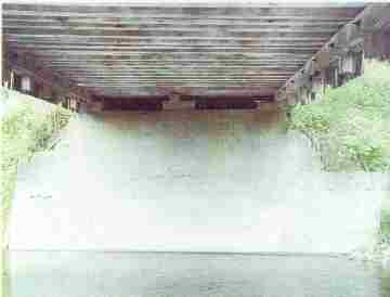 Cilley Bridge. Photo by VAOT, 2003