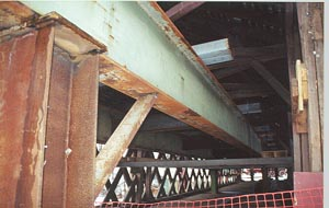 Fitches Bridge. Photo by Bob &Trish Kane, March 18, 2001