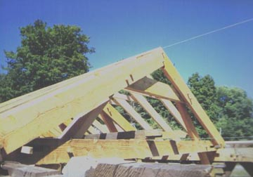 Fitches Bridge. Photo by Phil Pierce, September 13, 2001