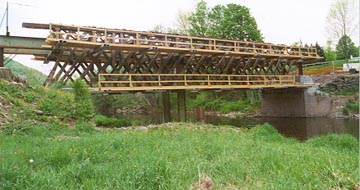 Fitches Bridge. Photo by Bob & Trish Kane, May 20, 2001