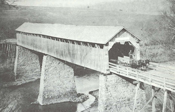 Port Royal Covered Bridge – R.S. Allen
