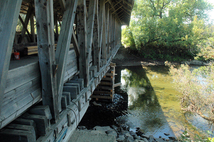Sanborn Bridge. Photo by Joe Nelson September 07, 2013
